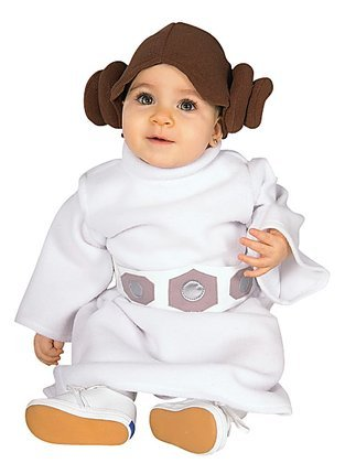 Baby Princess Leia Costume