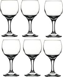 Famacart Wine Glass Tableware Home dcor Set of 6 Pcs
