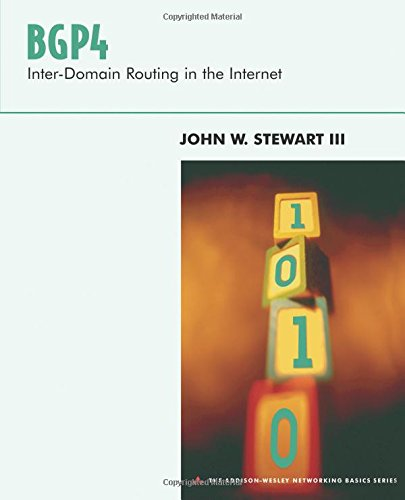 BGP4: Inter-Domain Routing in the Internet (Networking Basics)