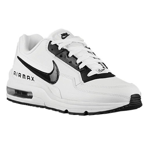 2597f17a5162a2 ... 3 mens 687977 107 white black leather running 25c0a cheapest air max  ltd white black 9a462 a0ad7 release date nike ...