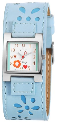 Just Quartz 48-S0033-HBL Childrens Watch