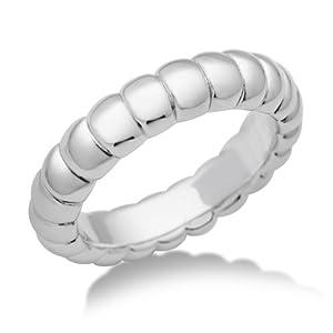 Joy Damen-Ring 925 Sterlingsilber rhodiniert JA140RP Gr. 56
