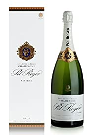 Pol Roger Brut Reserve NV Champagne - Single Bottle Magnum