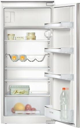 Siemens KI24LV21FF Réfrigérateur 1 porte intégrable 204L Classe: A+ Intégrable