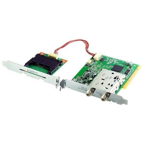 PIXERA PCI接続 ハイビジョンテレビキャプチャー 地上/BS/110°CSデジタル放送対応 PIX-DT012-PP0