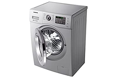 Samsung WF602B2BHSD Fully-automatic Front-loading Washing Machine (6 Kg, White)