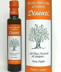 ディサンティ EXVオリーブオイル オレンジフレーバー 250ml