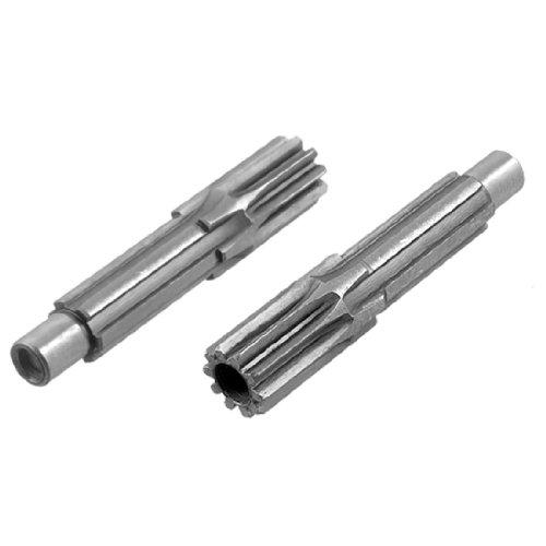 uxcell シャフトギア ハンマー メタル製 Bosch 20 カウンターシャフト ストレート