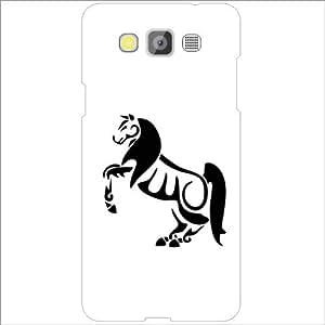 Samsung Galaxy Grand Max SM-G7200 Back Cover - Lazer Print Jumping Designer Cases