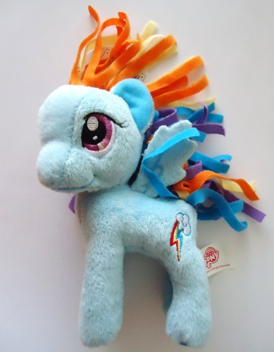 My Little Pony 5 Inch Plush Rainbow Dash - 1