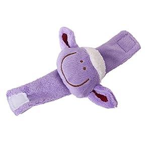 SODIAL(R) Precioso bebe suave traqueteo de la muneca del juguete manos finder ( sheep ) por SODIAL(R)