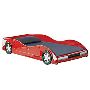 THE Grand Prix CAR BED SINGLE SIZE