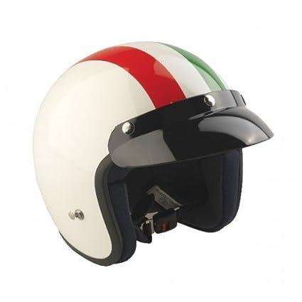 Viper rs04 Open Italie drapeau moto casque