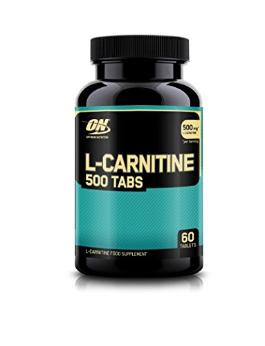 Optimum Nutrition L-Carnitine 500mg, 60 Tablets