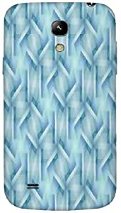 Timpax protective Armor Hard Bumper Back Case Cover. Multicolor printed on 3 Dimensional case with latest & finest graphic design art. Compatible with only Samsung I9190 Galaxy S4 mini. Design No :TDZ-20818