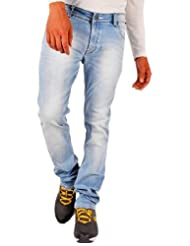 Crimsounne Club Men's Slim Jeans - B00KHHQNMU
