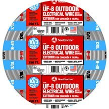 Southwire 13059155 Underground Feeder Cable