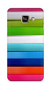 AMEZ Vivid colors Back Cover For Samsung Galaxy A3 (2016 EDITION)