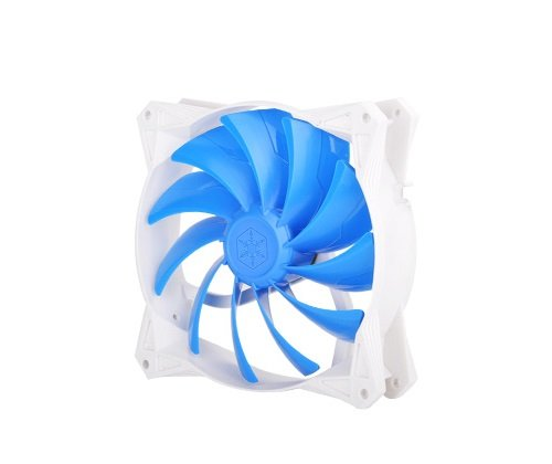 Silverstone Tek 92mm Ultra-Quiet PWM Fan with Anti-Vibration Rubber Pads Cooling FQ91 (Nff12 Fans compare prices)
