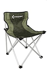 Kingcamp Compact Chair, One Size (Multicolor)
