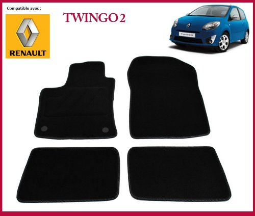 tapis pour twingo pas cher. Black Bedroom Furniture Sets. Home Design Ideas