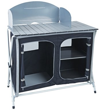 Easy Up Folding Camping Kitchen