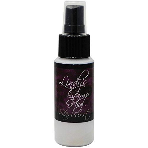 Lindy's Stamp Gang Starburst Spray 2oz Bottle-Jazzy Jivin' Purple ##bicwarehouse