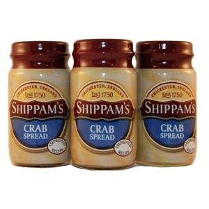 Shippams Crab Spread (75g / 2.6oz)