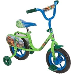 "Huffy Boys' Disney/Pixar Good Dinosaur Pedal Cycle, In Steel Frame With 10-inch Pedal Cycle And 10"" Foam Tires"