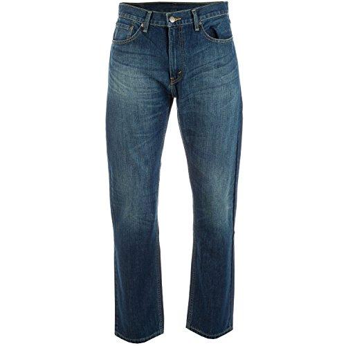Mens Levi's 505 Regular Fit Jeans Pablo In Denim