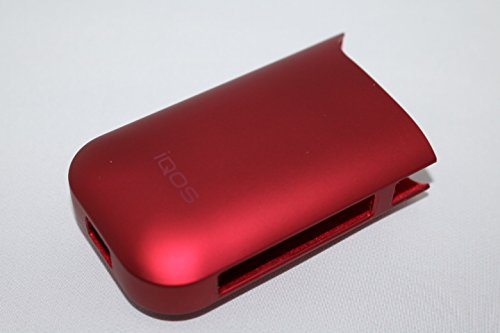 iQOS 専用保護ケース ルビーレッド(Ruby Red)