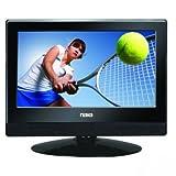 NAXA NTD1354 13.3' WIDESCREEN HDTV WITH BUILT-IN DIGITAL TV TUNER & DVD PLAYER