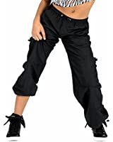 Adult Unisex Cargo Pants with Drawstring Waist,BP104