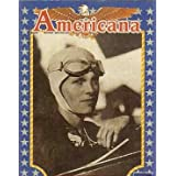 1992 Starline Americana #121 Amelia Earhart Trading Card