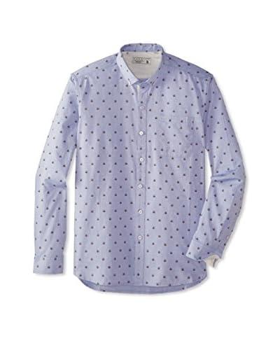7 Diamonds Men's Hive Mind Long Sleeve Shirt