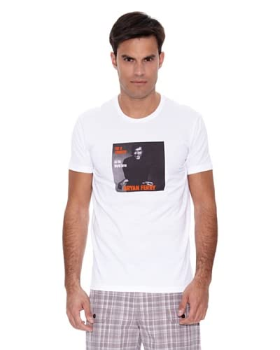 DOLCE & GABBANA Camiseta Manga Corta Wensly Blanco