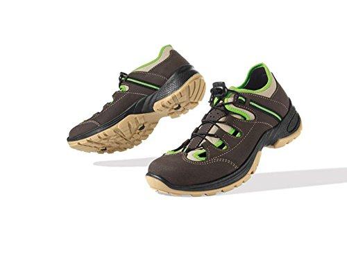 Damen Trekkingschuhe Sandalen Gr. 38 Wanderschuhe Trekking Schuhe Atmungsaktiv Wasserdicht