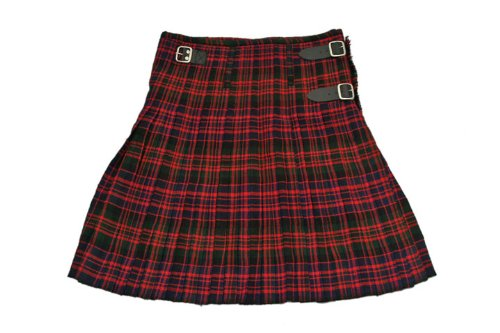 Szco Supplies Mcdonald Plaid Kilt, Size 44