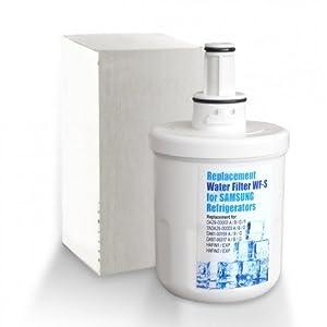 WS WF-S - Filtro de agua para frigorífico (para Samsung DA29-00003G, DA29-00003B y DA29-00003A)   Más información y revisión del cliente