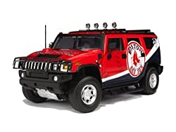 Boston Red Sox Hummer H2 Die Cast Car