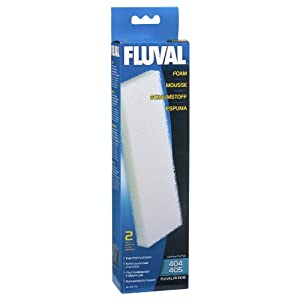 Fluval 404 Foam Filter Block - 2-Pack
