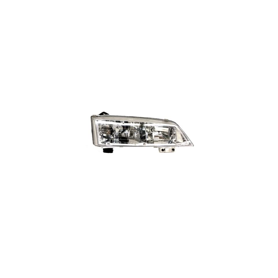 Genuine Honda Accord Passenger Side Headlight Assembly Composite (Partslink Number HO2503105)
