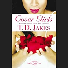 Cover Girls Audiobook by T.D. Jakes Narrated by Pamala Tyson