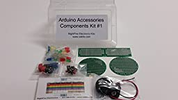 Arduino Accessories Components Kit #1