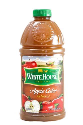 White House Fresh Pressed Apple Cider 64oz