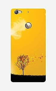 ZAPCASE BACK COVER FOR LeTv LE 1S - Multicolor