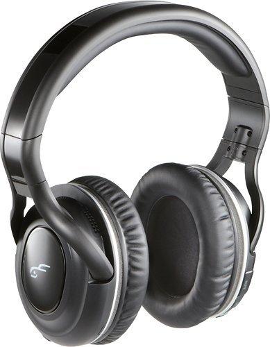 Rocketfish Rf-Nchp01 Atoms Noise-Canceling Over-The-Ear Headphones