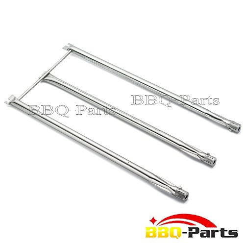 Best Prices! BBQ-Parts 7508 Stainless Steel 3 Burner Tube Set Replacement for Weber Genesis Silver B...