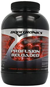 Boditronics Profusion Reloaded Banana Split Powder 2.1kg