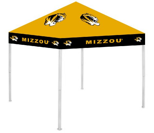 Missouri Tigers NCAA 9' x 9' Ultimate Tailgate